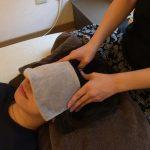 頭痛対策に耳マッサージ