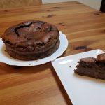 スイーツサービス第5弾「自家製チョコレートケーキ」